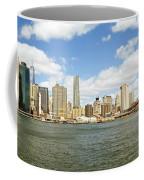 Ny East River Coffee Mug