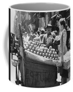 Ny Push Cart Vendors Coffee Mug