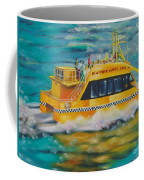 Ny Water Taxi Coffee Mug