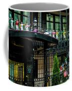 Nyc 21 Club Coffee Mug