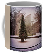 Nyc Christmas Coffee Mug