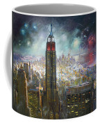 Nyc. Empire State Building Coffee Mug