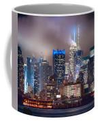 Nyc Fog Coffee Mug