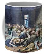 Nyc: Homeless, 1874 Coffee Mug