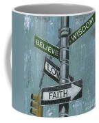 Nyc Inspiration 2 Coffee Mug by Debbie DeWitt
