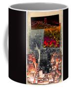 Nyc Papercut No.2 Coffee Mug