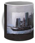 Nyc Pier 11 Layered Coffee Mug
