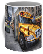 Nyc School Bus Coffee Mug