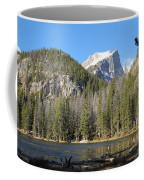 Nymph Lake In Rocky Mountain National Park Coffee Mug