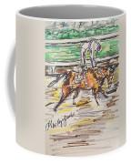 Nyquist Kentucky Derby 2016 Coffee Mug