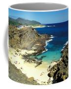 Oahu, Beach Goers Coffee Mug
