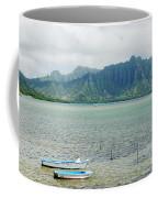 Oahu, Kaneohe Bay Coffee Mug