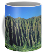Oahu Rugged And Lush Coffee Mug