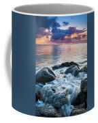 Oahu Shoreline Coffee Mug