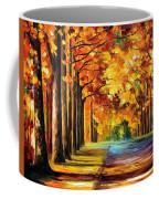 Oak Alley Coffee Mug