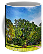 Oak Alley Plantation Coffee Mug by Steve Harrington