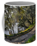 Oak And River Path Coffee Mug