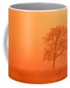 Oak At Sunrise Coffee Mug