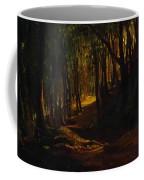 Oak Grove At San Terenzo Coffee Mug