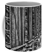 Oak Hill Cemetery Fence Coffee Mug