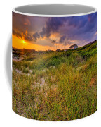 Oak Island Sunset Coffee Mug