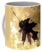 Oak Leaf Underwater Coffee Mug