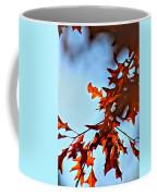 Oak Leaves 2 Coffee Mug