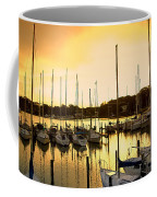 Oak Point Harbor Coffee Mug