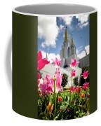 Oakland Pink Tulips Coffee Mug