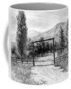 Oakley Ranch Entrance Coffee Mug