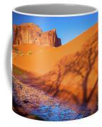 Oasis Tree Shadow Coffee Mug