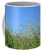 Oats And Sky Coffee Mug