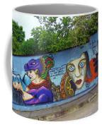Oaxaca Graffiti Coffee Mug