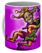 Obama Jester Coffee Mug