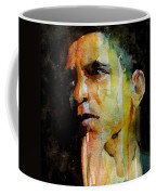 Obama Coffee Mug by Paul Lovering