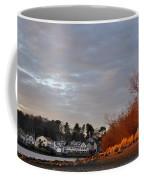 Obear Park At Sunset Coffee Mug