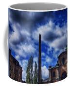 Obelisk In Gamla Stan Coffee Mug