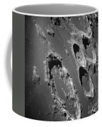 Oblique View Of The Lunar Surface Coffee Mug