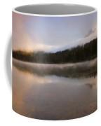 Obscured Dawn Coffee Mug