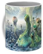 Observation Coffee Mug by Jutta Maria Pusl