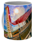 Observation Tower Circuit Of The Americas Coffee Mug