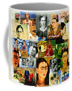 Obsessed With Frida Kahlo Coffee Mug