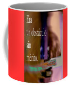 Obstacle-version 2016 James A. Warren Coffee Mug