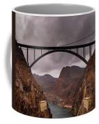 O'callaghan-pat Tillman Memorial Bridge Coffee Mug