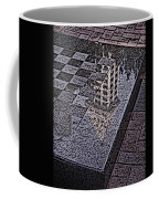 Occidental Park Checkerboard Coffee Mug