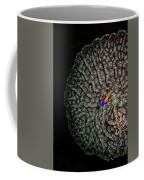 Ocean Art Cactus Coral Coffee Mug
