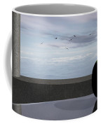 Ocean Balcony Coffee Mug