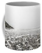 Ocean Beach In Tasmania Coffee Mug