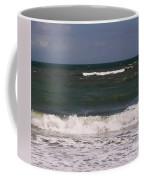 Ocean - Blue - Waves Coffee Mug