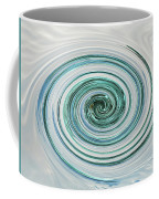 Ocean Blue Whip Coffee Mug